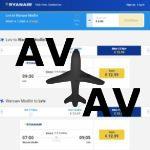 Ryanair ввел временную скидку на все маршруты из Украины: билеты от 13 евро