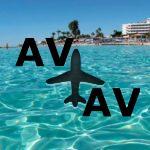 Рейсам на Кипр от Аэрофлота исполнилось 55 лет